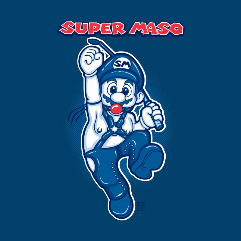 Super maso Kids Toddler T-Shirt by biticol's Artist Shop