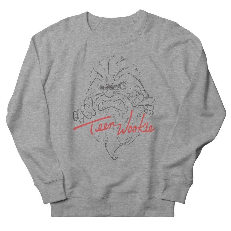 Teen wookie Women's French Terry Sweatshirt by biticol's Artist Shop