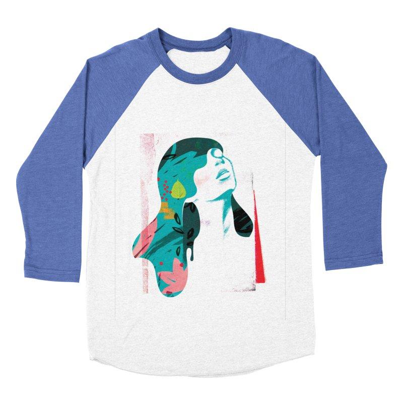 Drip VI Women's Baseball Triblend T-Shirt by bitsandpcs