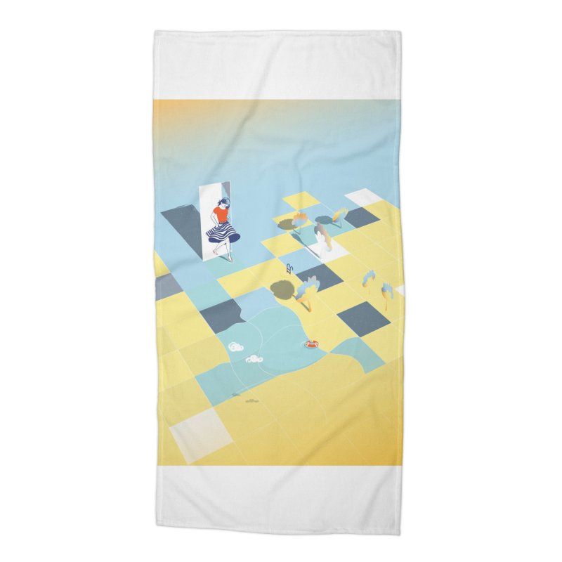 Enter Accessories Beach Towel by bitsandpcs