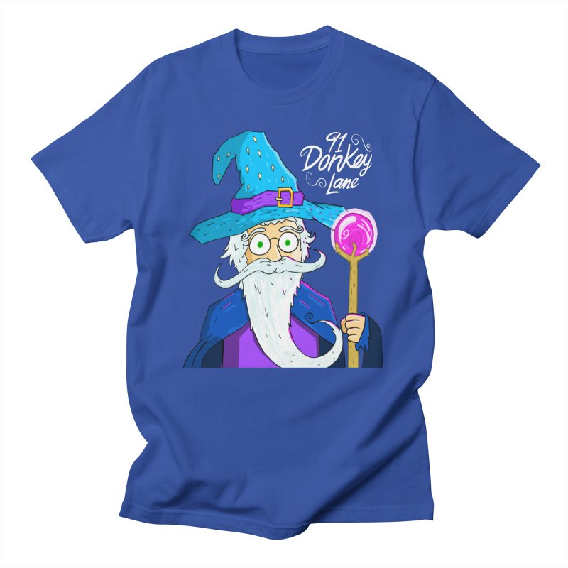 Rain The Wizard Men's T-Shirt by Bits By Bacon