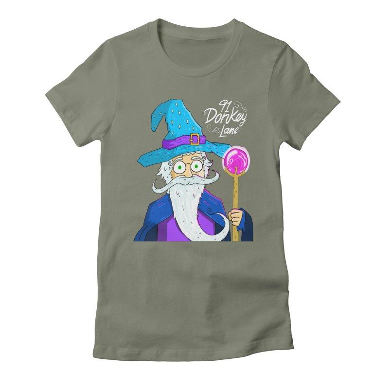 Rain The Wizard Women's T-Shirt by Bits By Bacon