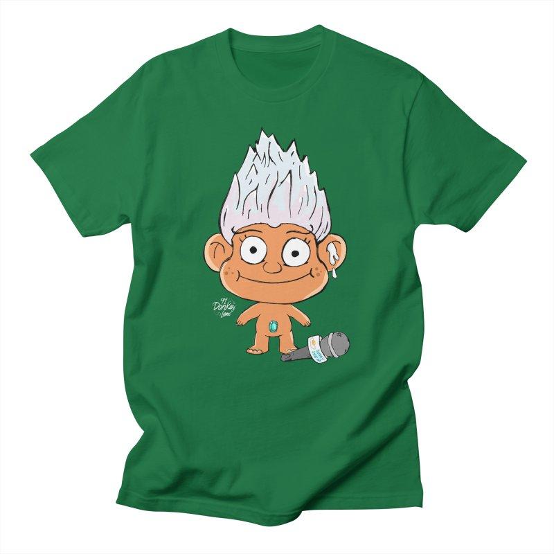 Jizemerald the Troll Men's T-Shirt by Bits By Bacon