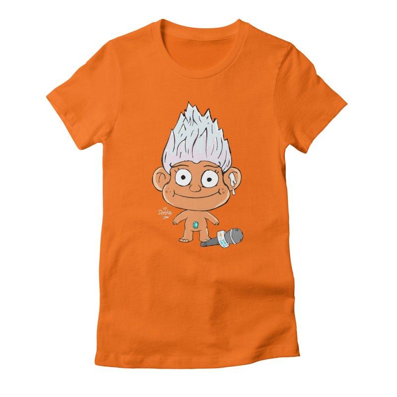 Jizemerald the Troll Women's T-Shirt by Bits By Bacon