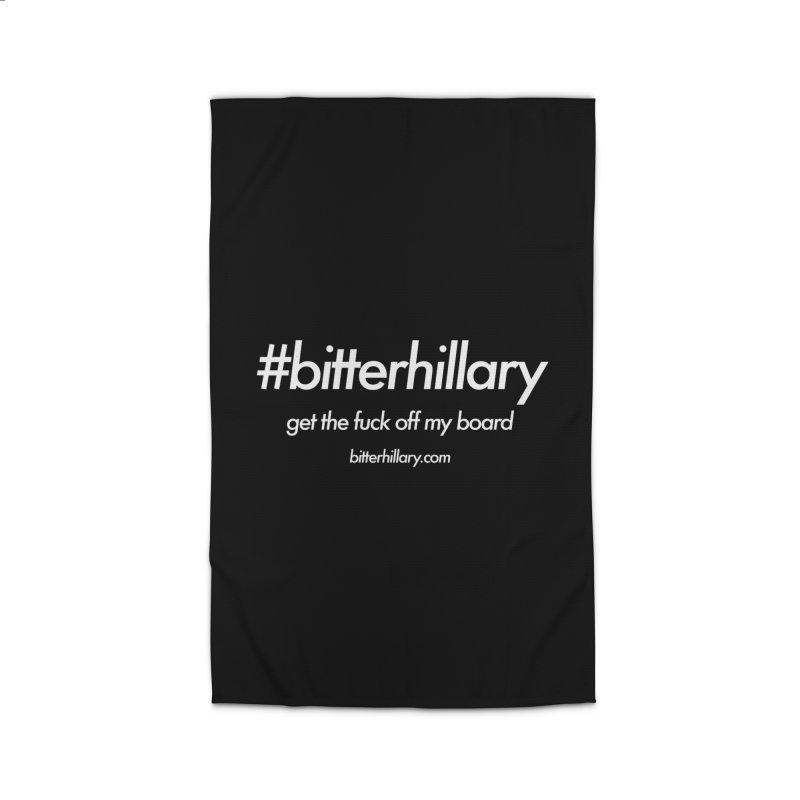 #bitterhillary™ Home Rug by #bitterhillary