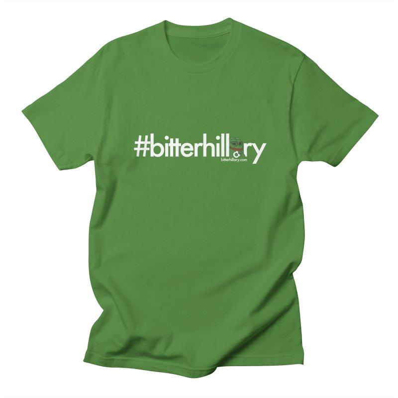 #bitterhillary #pepe Women's Regular Unisex T-Shirt by #bitterhillary