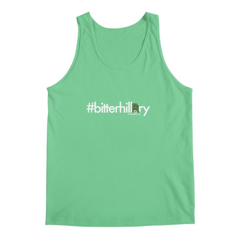 #bitterhillary #pepe Men's Tank by #bitterhillary