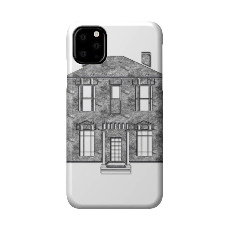 Georgian Mansion Accessories Phone Case by BIZGEN AUSTRALIA