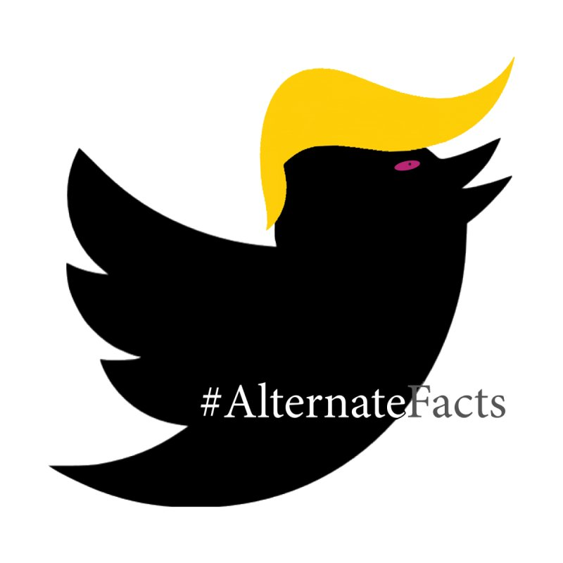 Alternate Facts by TWUMP aka POTUS Women's T-Shirt by BIZGEN AUSTRALIA