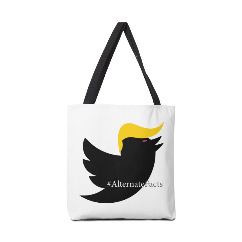 Alternate Facts by TWUMP aka POTUS Accessories Tote Bag Bag by BIZGEN AUSTRALIA