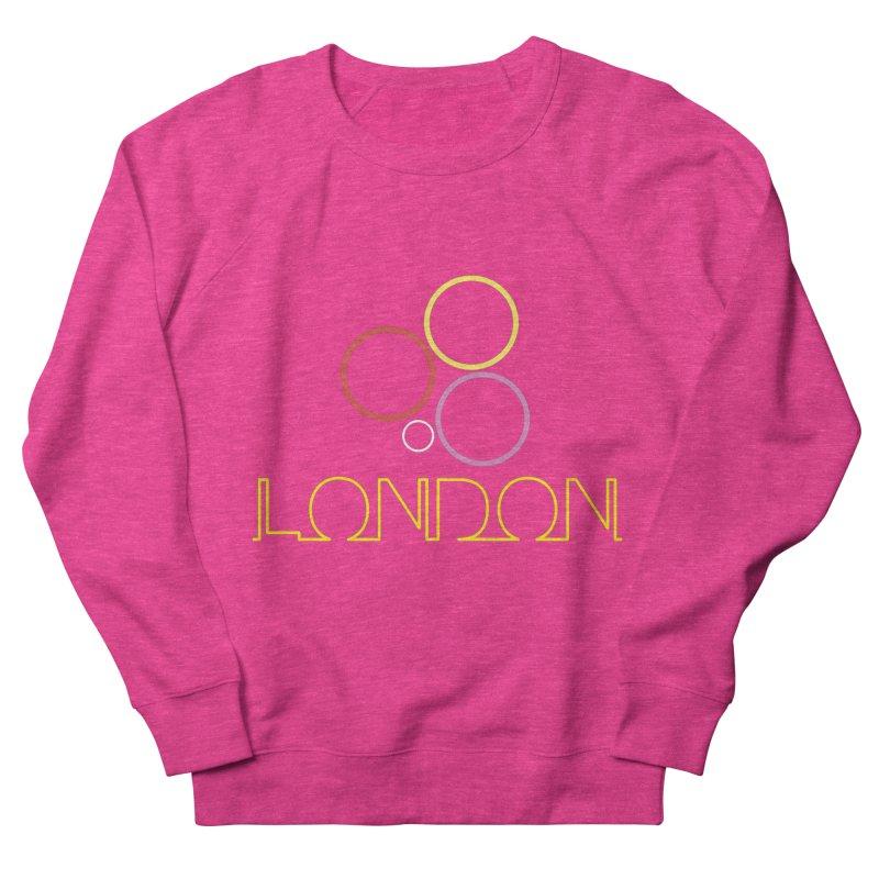 LONDON TOWN Men's French Terry Sweatshirt by BIZGEN AUSTRALIA