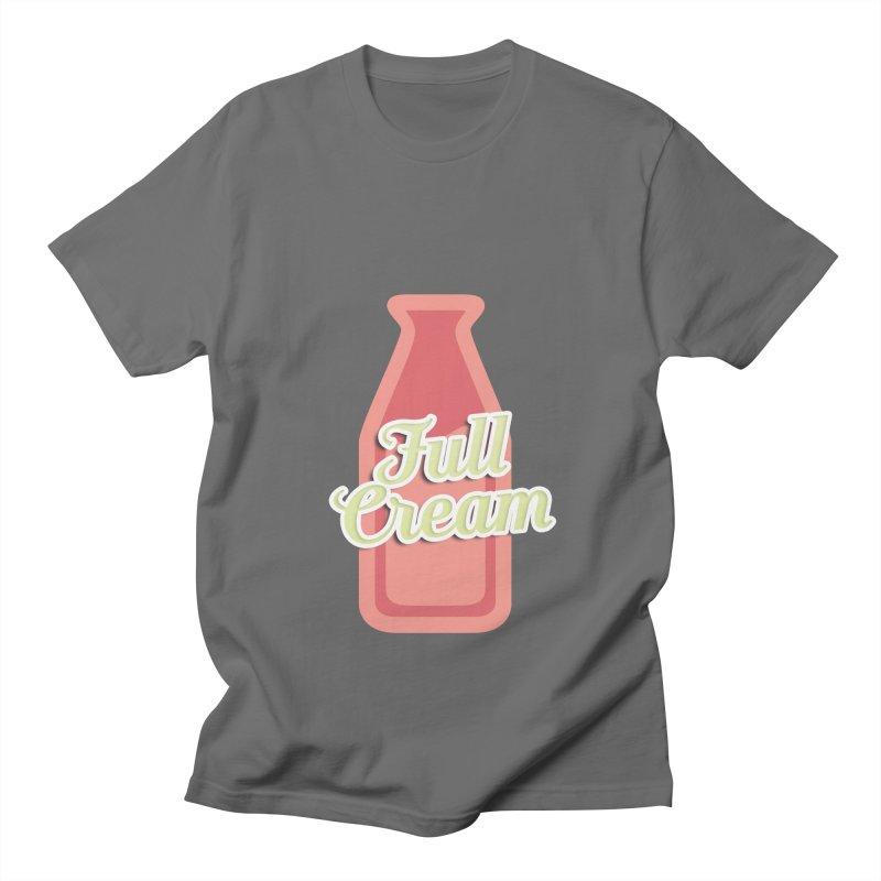 Full Cream Women's T-Shirt by BIZGEN AUSTRALIA