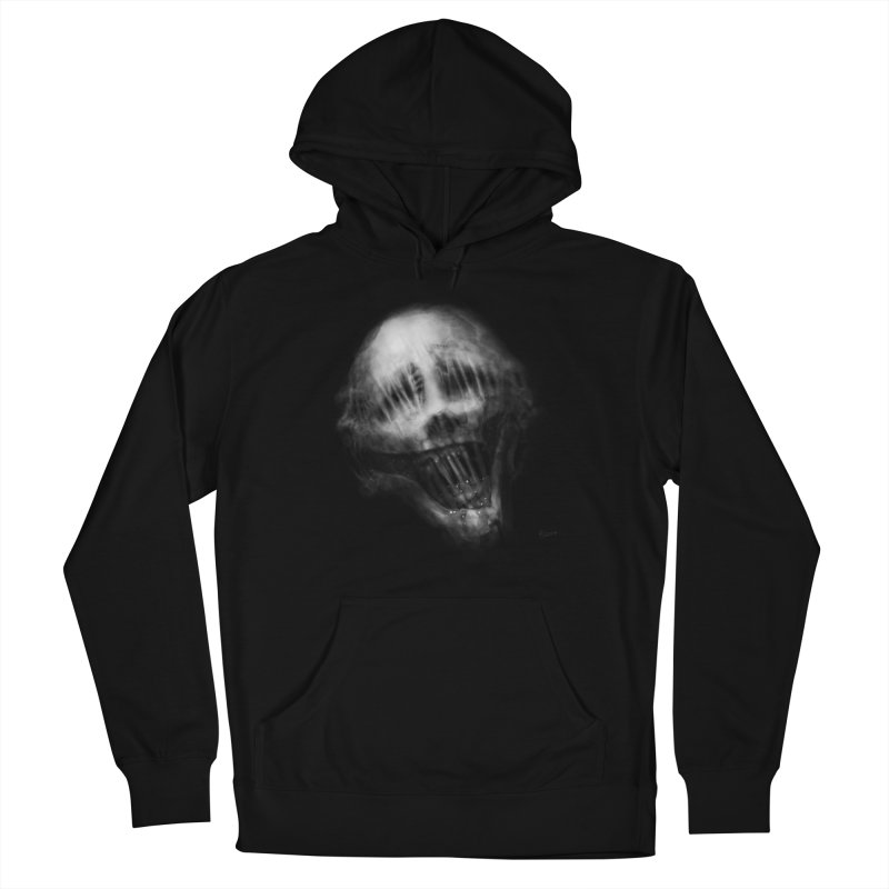 Untitled 69 Women's Pullover Hoody by Black Abyss