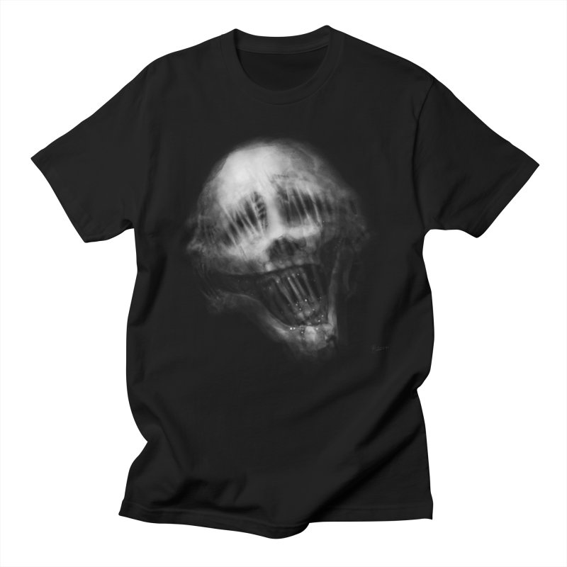 Untitled 69 Men's Regular T-Shirt by Black Abyss