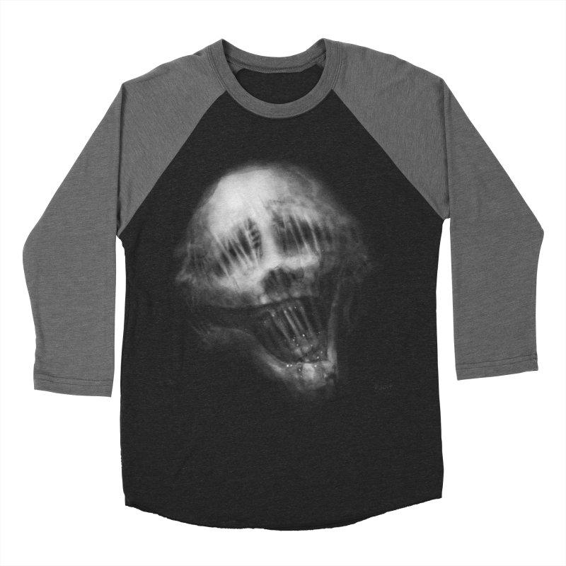 Untitled 69 Women's Baseball Triblend Longsleeve T-Shirt by Black Abyss