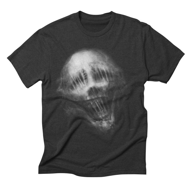Untitled 69 Men's Triblend T-shirt by blackabyss's Artist Shop