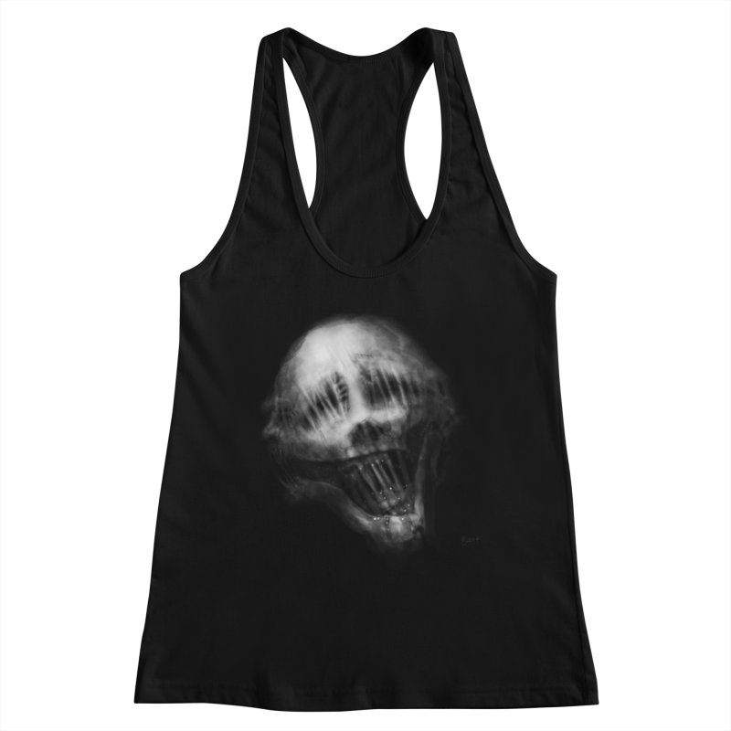 Untitled 69 Women's Tank by Black Abyss