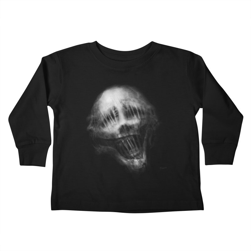 Untitled 69 Kids Toddler Longsleeve T-Shirt by Black Abyss