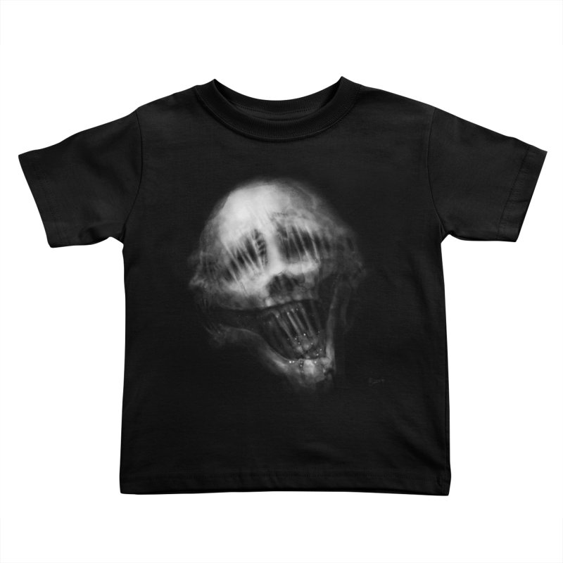 Untitled 69 Kids Toddler T-Shirt by Black Abyss