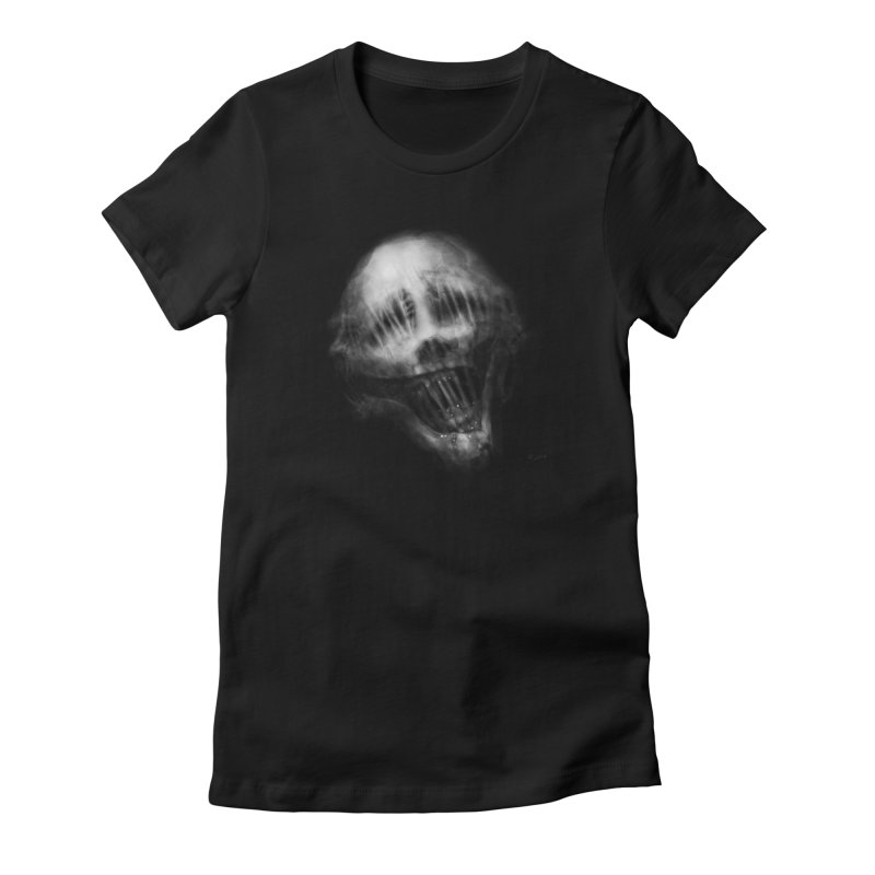 Untitled 69 Women's T-Shirt by Black Abyss