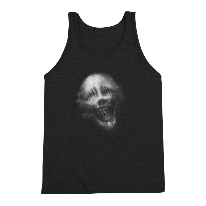 Untitled 69 Men's Triblend Tank by blackabyss's Artist Shop