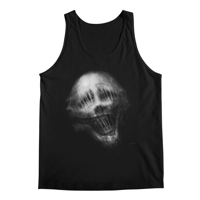 Untitled 69 Men's Tank by Black Abyss