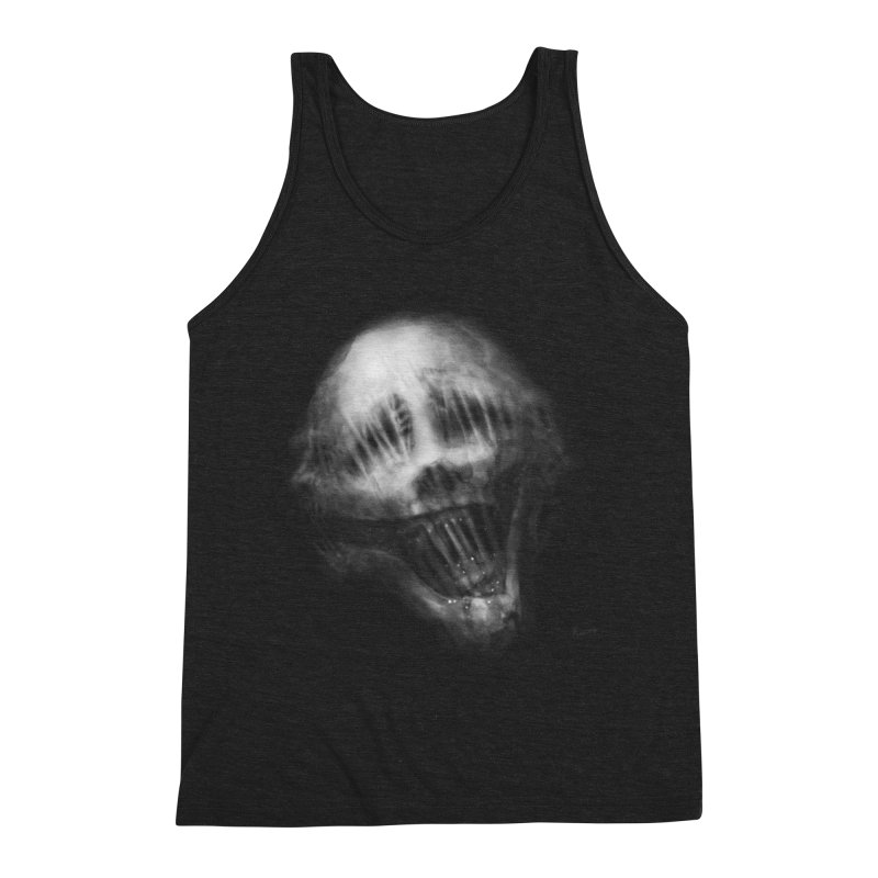 Untitled 69 Men's Triblend Tank by Black Abyss