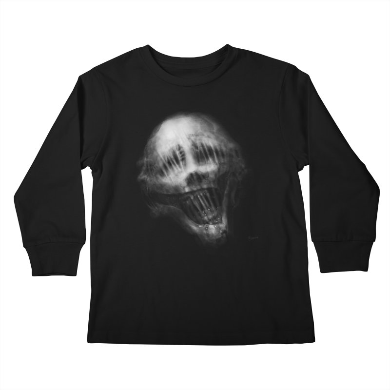 Untitled 69 Kids Longsleeve T-Shirt by Black Abyss