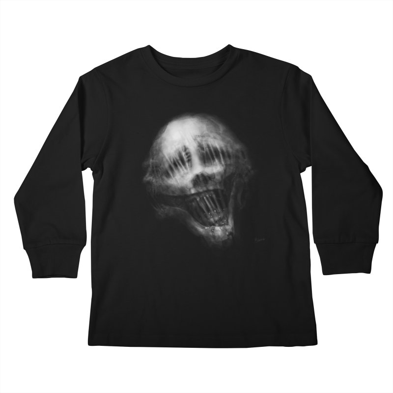 Untitled 69 Kids Longsleeve T-Shirt by blackabyss's Artist Shop