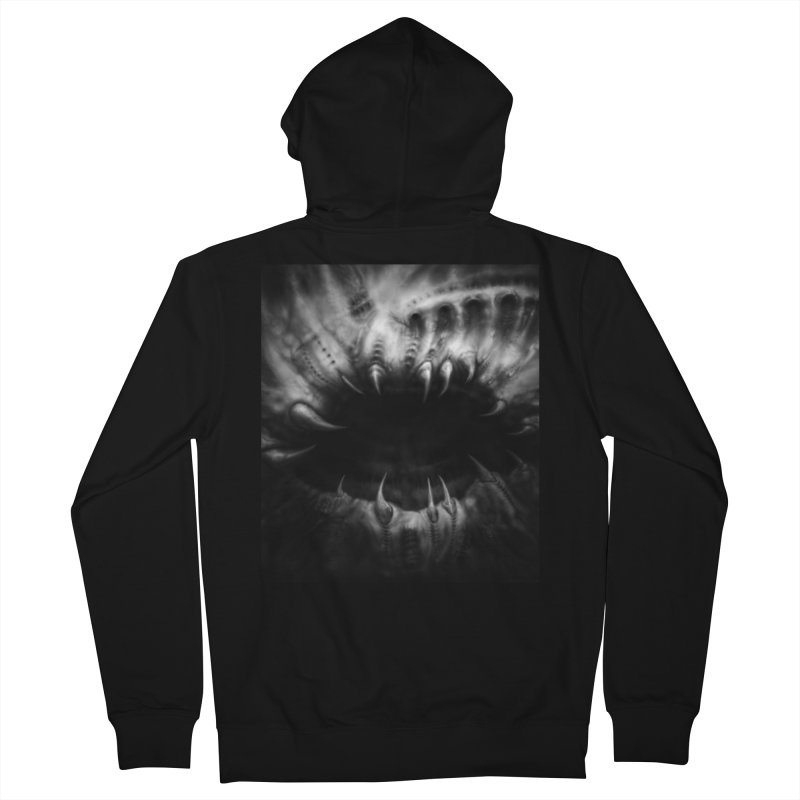 Shai Hulud Men's Zip-Up Hoody by Black Abyss