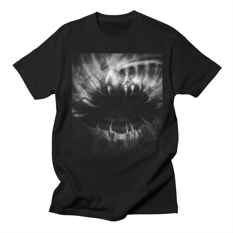 Shai Hulud Men's Regular T-Shirt by Black Abyss