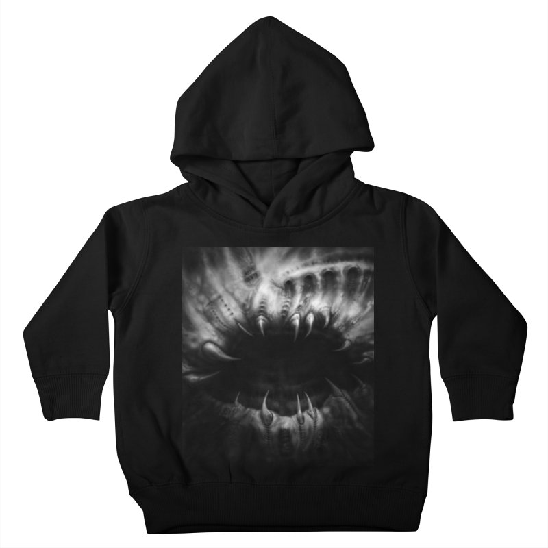 Shai Hulud Kids Toddler Pullover Hoody by Black Abyss