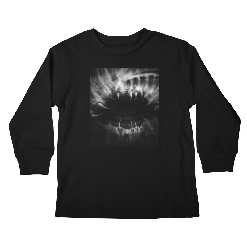 Shai Hulud Kids Longsleeve T-Shirt by Black Abyss