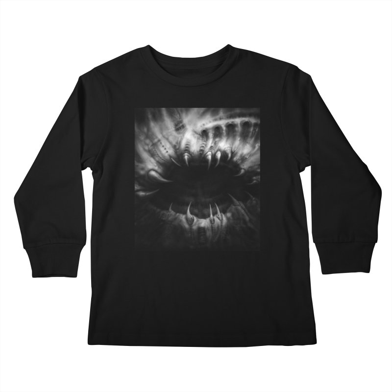Shai Hulud Kids Longsleeve T-Shirt by Black Abyss