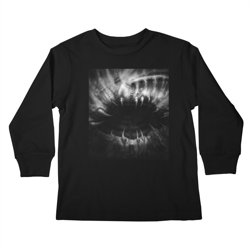 Shai Hulud Kids Longsleeve T-Shirt by blackabyss's Artist Shop