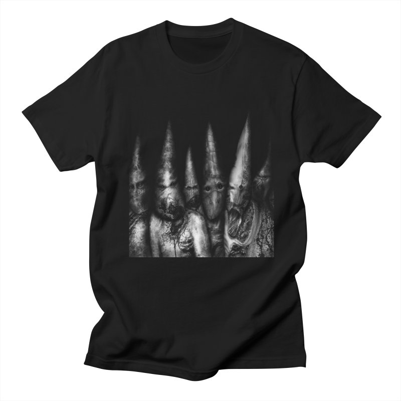 Six Missionaries Men's T-Shirt by Black Abyss