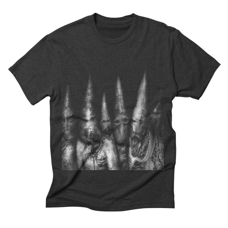 Six Missionaries Men's Triblend T-shirt by blackabyss's Artist Shop