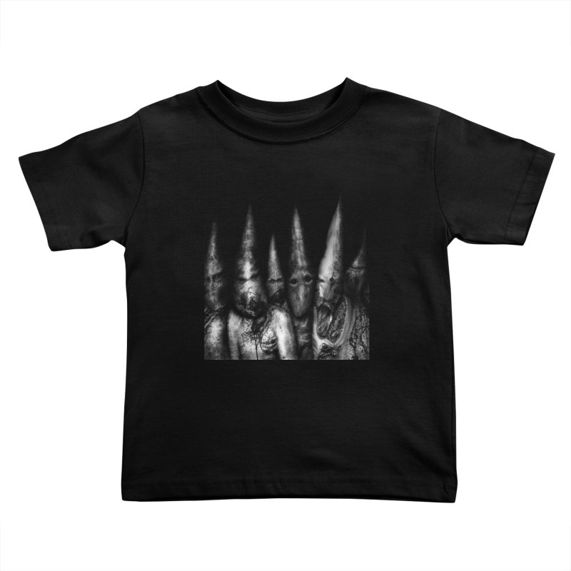 Six Missionaries Kids Toddler T-Shirt by blackabyss's Artist Shop