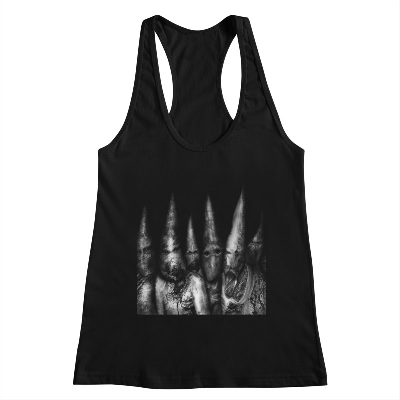 Six Missionaries Women's Tank by Black Abyss