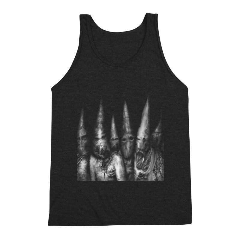 Six Missionaries Men's Triblend Tank by Black Abyss
