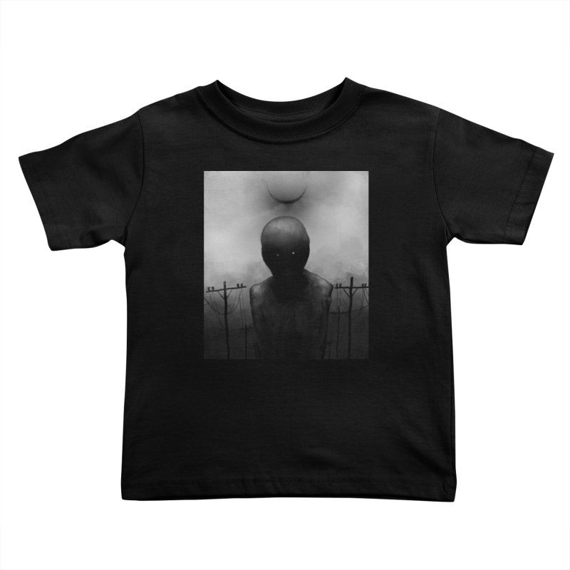 Untitled 54 Kids Toddler T-Shirt by blackabyss's Artist Shop