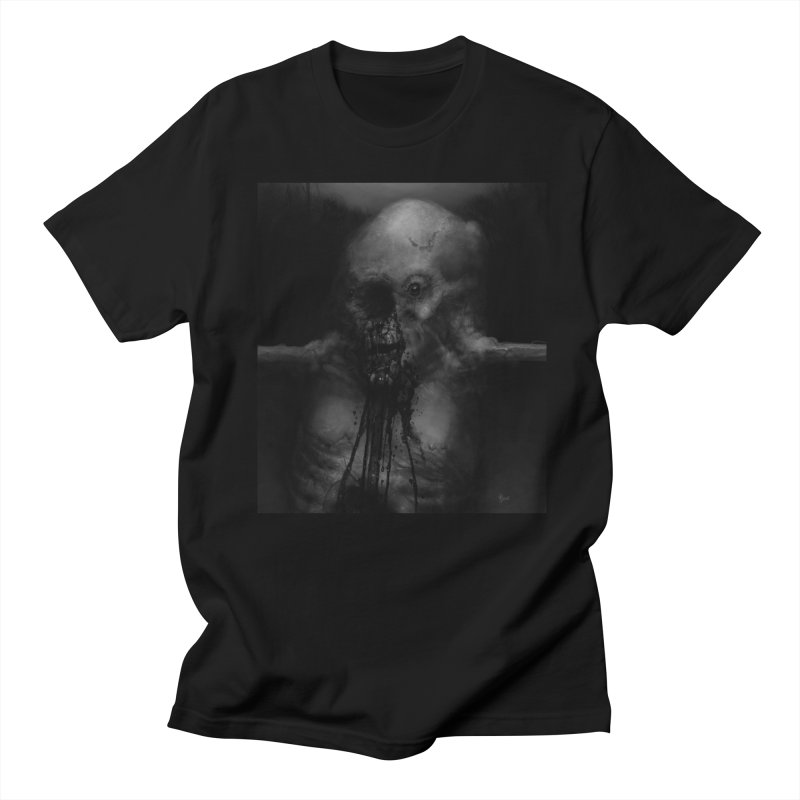Untitled 75 Men's T-Shirt by Black Abyss