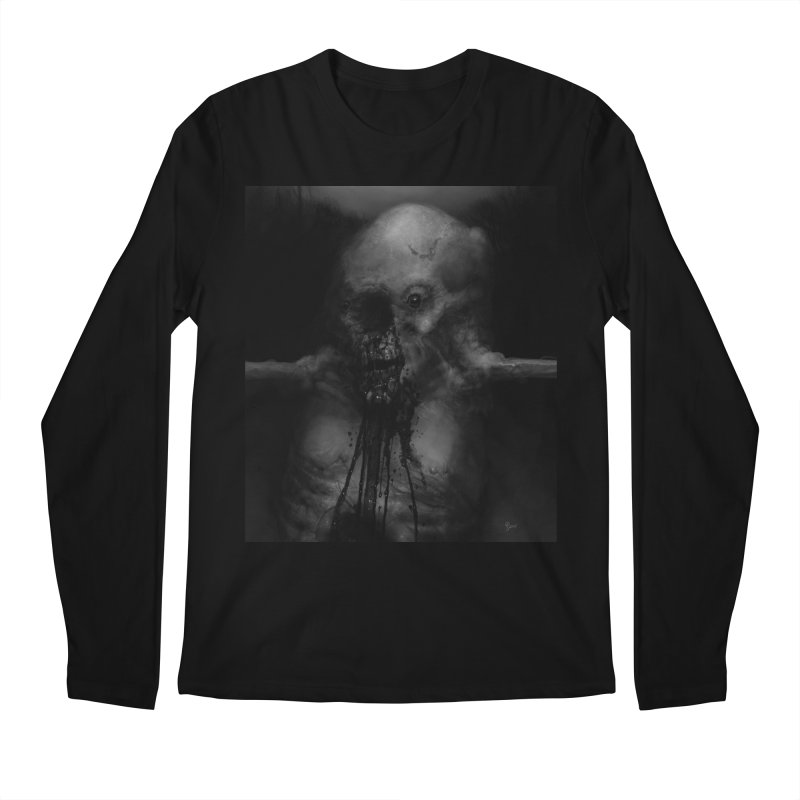 Untitled 75 Men's Longsleeve T-Shirt by blackabyss's Artist Shop