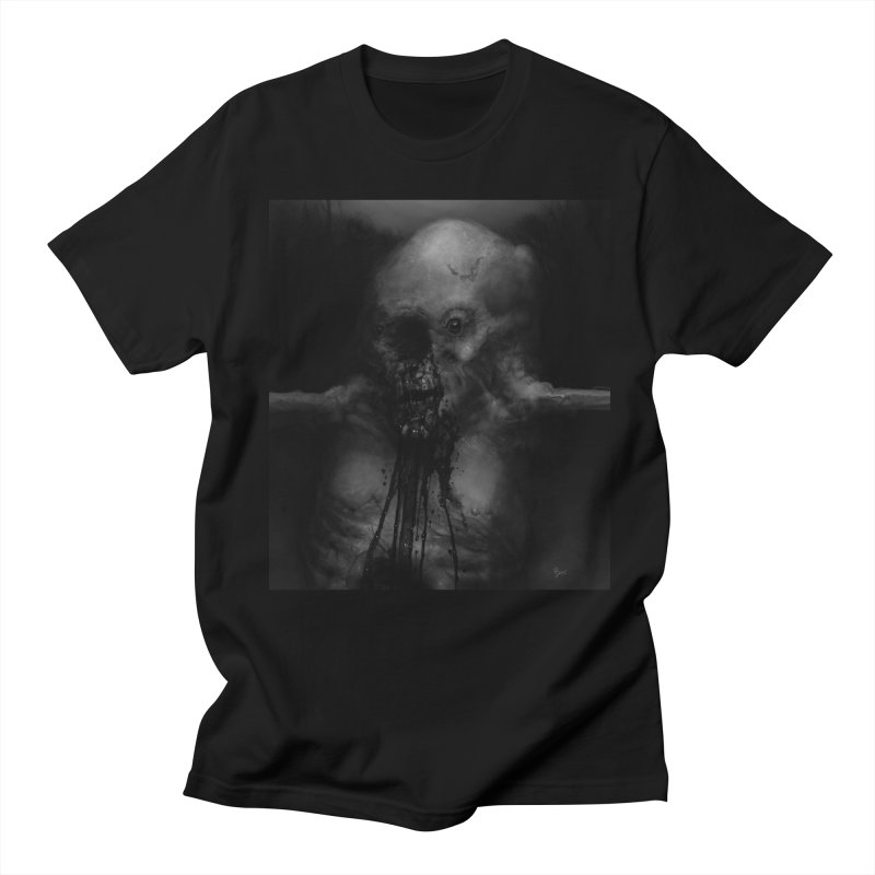 Untitled 75 Men's T-Shirt by blackabyss's Artist Shop