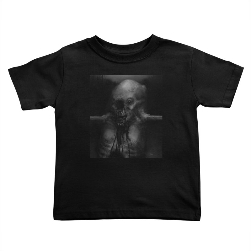 Untitled 75 Kids Toddler T-Shirt by blackabyss's Artist Shop