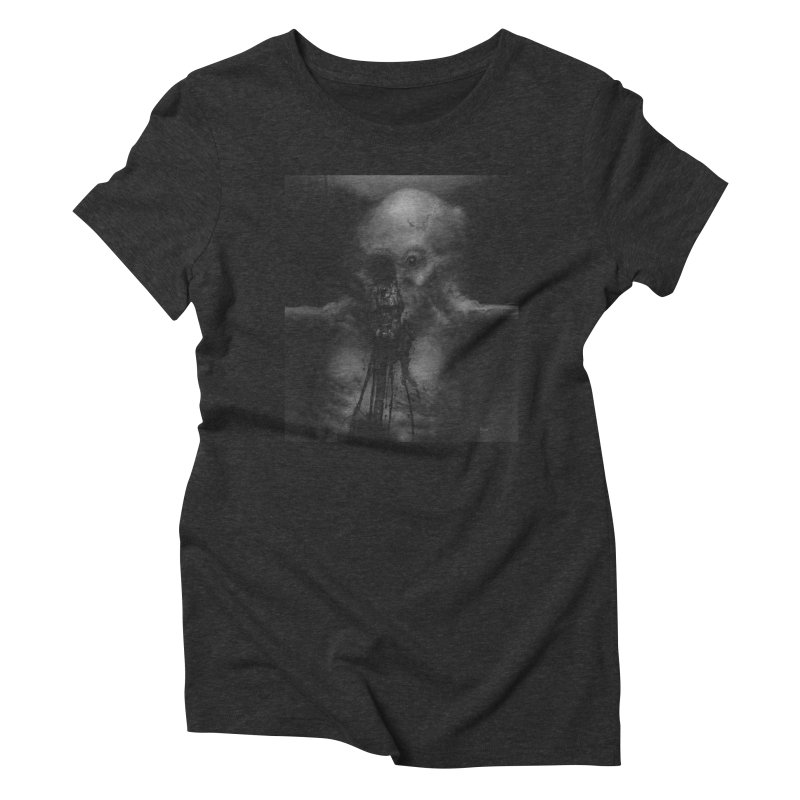 Untitled 75 Women's Triblend T-Shirt by Black Abyss