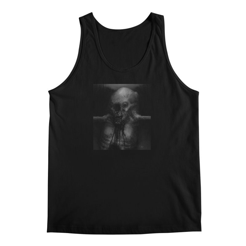 Untitled 75 Men's Tank by Black Abyss