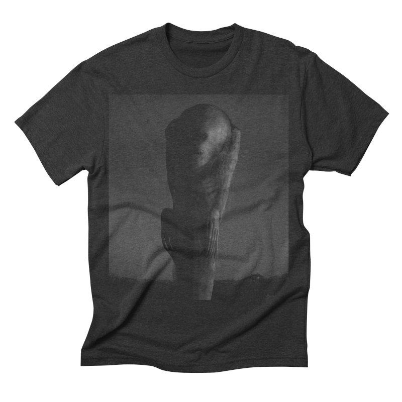 Untitled 80 Men's Triblend T-shirt by blackabyss's Artist Shop