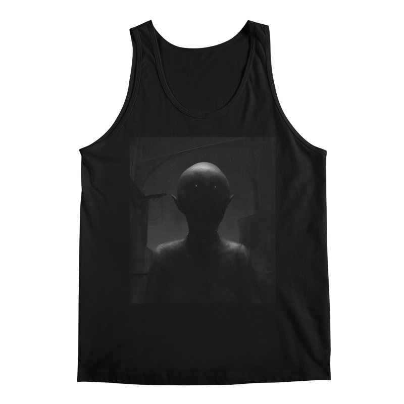 Untitled 77 Men's Tank by Black Abyss