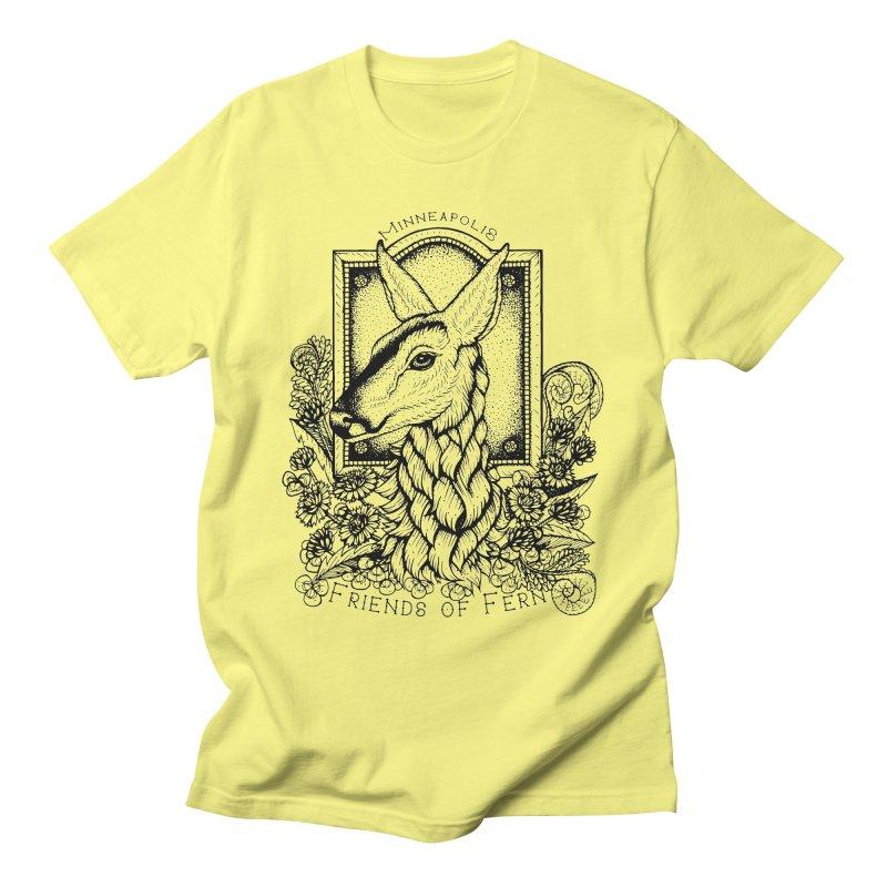 Friends of Fern II Men's T-Shirt by Black Banjo Arts